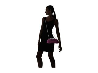 Jessica Mcclintock Arianna Clutch Purple, Bags, Purple, Women