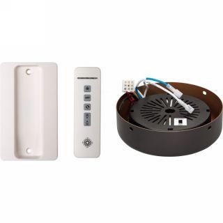Monte Carlo MON MCRC2RRB NEO Remote Control White  Controls Lighting Accessories