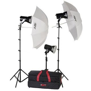 Smith Victor KQ83 1800W Ultra Quartz Lighting Kit 401452