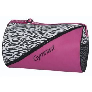 Sassi Design GYM 03 Gymnastic Zebra Duffle Bag