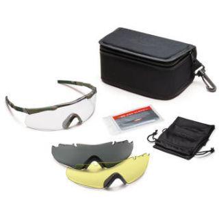 Smith Optics Aegis Echo Protective Eyewear   AECHAMC12A 3R