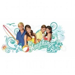 Roommates RMK2337GM Teen Beach Movie Be Anything You Want To Be Peel and Stick Giant Wall Decals