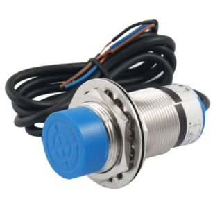 LJ30A3 15 Z/AX 15mm Cylindrical Proximity Sensor Approach Switch PNP NC
