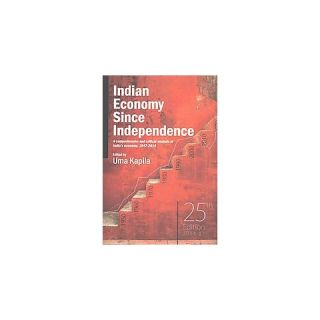 Indian Economy Since Independence 2014 2 (New / Revised) (Hardcover