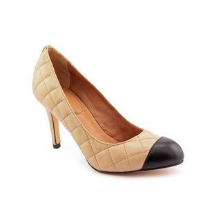 Corso Como Womens Del C Leather Dress Shoes (Size 6 )
