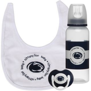 Penn State Nittany Lions 3 Pack Baby Gift Set