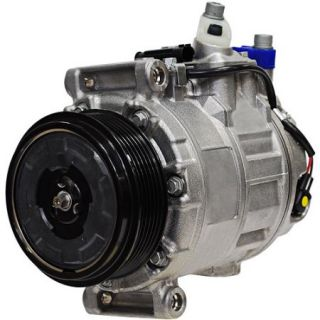 DENSO 471 1466 New Compressor with Clutch