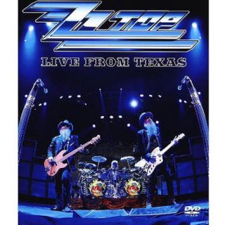 Live From Texas (Music DVD)