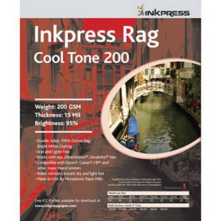 Inkpress Media Picture Rag Cool Tone Paper PRCT200172520