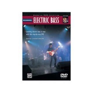 Alfred Beginning Electric Bass (DVD)