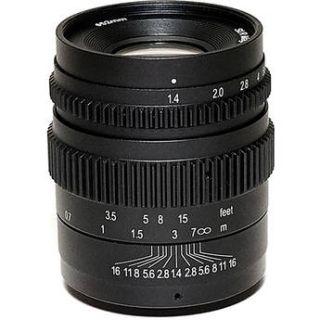 SLR Magic Cine 35mm T1.4 Mark II Lens SLR 3514MFT (II)