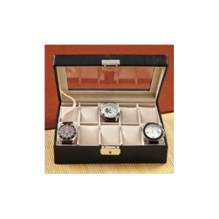 JDS Personalized Gift Mens Watch Box