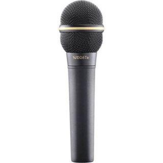 Electro Voice N/D267a Versatile Dynamic Handheld Vocal Microphone F.01U.167.774