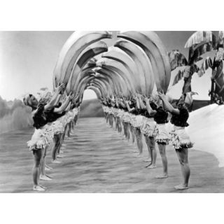 The Gang'S All Here Tutti Fruiti Hat Musical Number 1943. Tm And Copyright ÌÓ© 20Th Century Fox Film Corp. All Rights Reserved. Courtesy: Everett Collection. Photo Print (28 x 22)