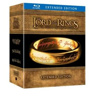 The Lord Of The Rings Trilogy (Blu ray) (Extended Edition) (Widescreen)