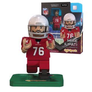 Mike Iupati Arizona Cardinals OYO Sports Player Minifigure