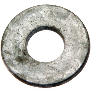 Grip Rite 100 Count 0.307 in x 0.727 in Hot Dipped Galvanized Standard (SAE) Flat Washer