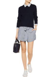 Striped cotton shorts  10 Crosby by Derek Lam