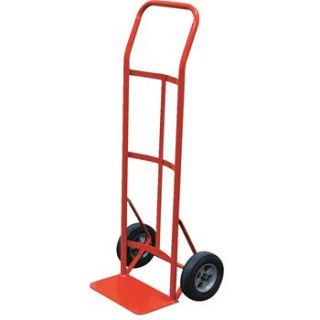 "Milwaukee Hand Truck with 8"" dia. Solid Rubber Wheels"