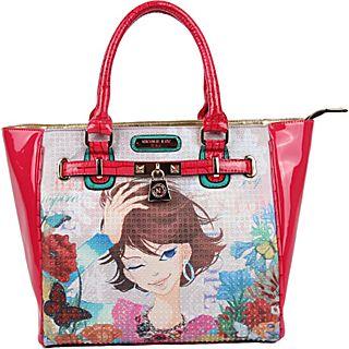 Nicole Lee Xochil Print Tote Bag