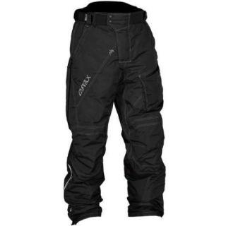 Castle X Racewear Surge Mens Snowmobile Pants/Bibs Black