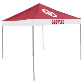 Oklahoma Sooners Official Economy Tent by Logo Chair Inc.