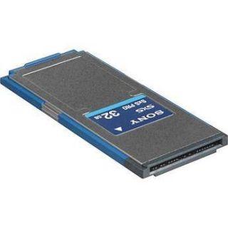 Sony  32GB SxS Memory Card PRO SBP32