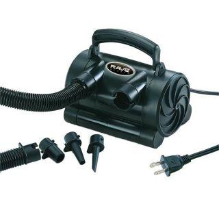 Rave 120V Canister Inflator/Deflator Pump