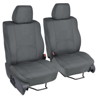 Ford F 150 Charcoal Custom Fit Seat Covers Crew Cab 04 08 Bucket Seat