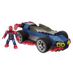 Mega Bloks Amazing Spider Man Stealth Speeder Playset