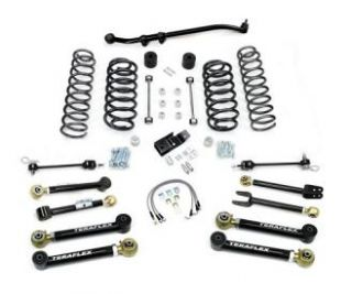 TeraFlex   TeraFlex 4 Inch FlexArm Lift Kit 1456450   Fits 2004 to 2006 Jeep LJ Wrangler Unlimited