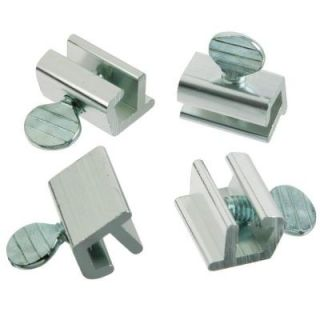 First Watch Security Aluminum Window Slide Stop 4 Pack 1413