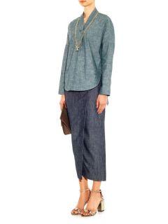 Adam Lippes  Womenswear  Shop Online at US