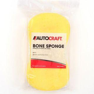 AutoCraft Giant Bone Car Wash Sponge AC247