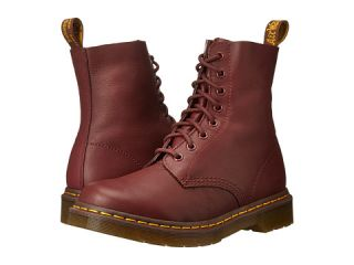 Dr. Martens Pascal 8 Eye Boot Cherry Red Virginia