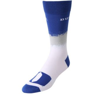 Duke Blue Devils For Bare Feet Marquee Socks