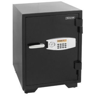 Honeywell Water Resistant Steel Fire and Security Safe (2.1 Cubic Feet