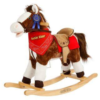 Rockin Rider Laredo Rocking Horse