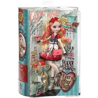 Ever After High Hatastic Party Apple White Doll