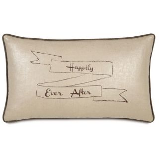 Wedding Eternal Flame Lumbar Pillow by Eastern Accents