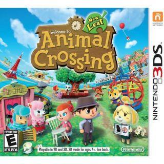 Nintendo Animal Crossing New Leaf (Nintendo 3DS)