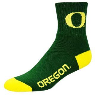 For Bare Feet College Logo Quarter Socks   Mens   Accessories   Washington Huskies   Purple