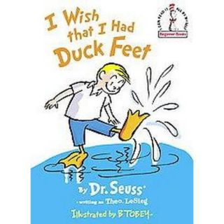 Wish That I Had Duck Feet (Reissue) (Hardcover)