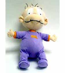 Baby Dil Plush Doll —