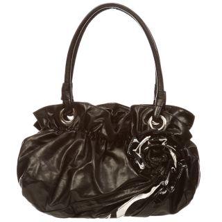 Valencia Animal Rose Ruffle Hobo Bag   13357543