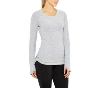 Womens lucy Dashing Stripes Long Sleeve Top