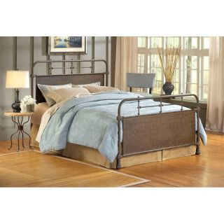 Hillsdale Furniture 1502BQR Kensington Queen Bed Set in Old Rust