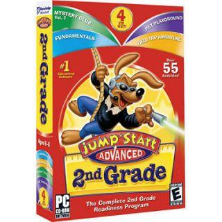 Jump Start Advanced: 2nd Grade
