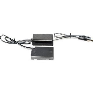 Frezzi PC 5A Stable Cam Power Adaptor Cable for Canon XF 305/GL 1 Camcorders 99112