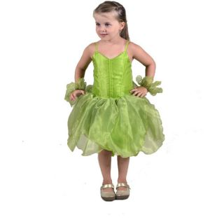 Sweetie Pie Girls Green Princess Costume Dress   Shopping